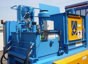 AVOS 1211 Hydraulic Unit