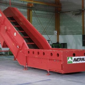 Avermann Baler Conveyor