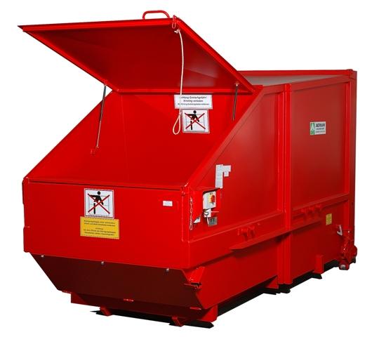 Avermann Waste Compactors - Kenburn