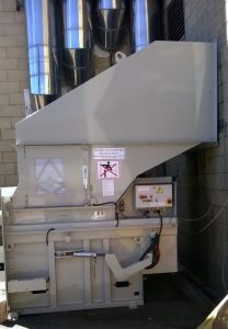 Avermann SP12 static compactor