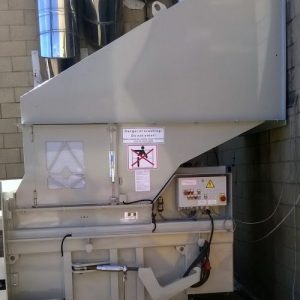 Avermann SP12 static compactor