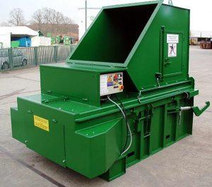 Avermann SP16 static compactor