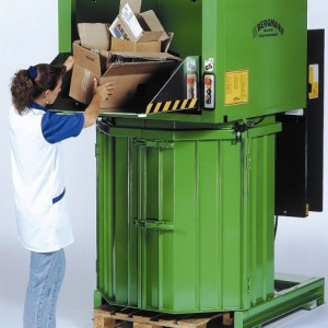 Bergmann PS 8100 Roto Compactor