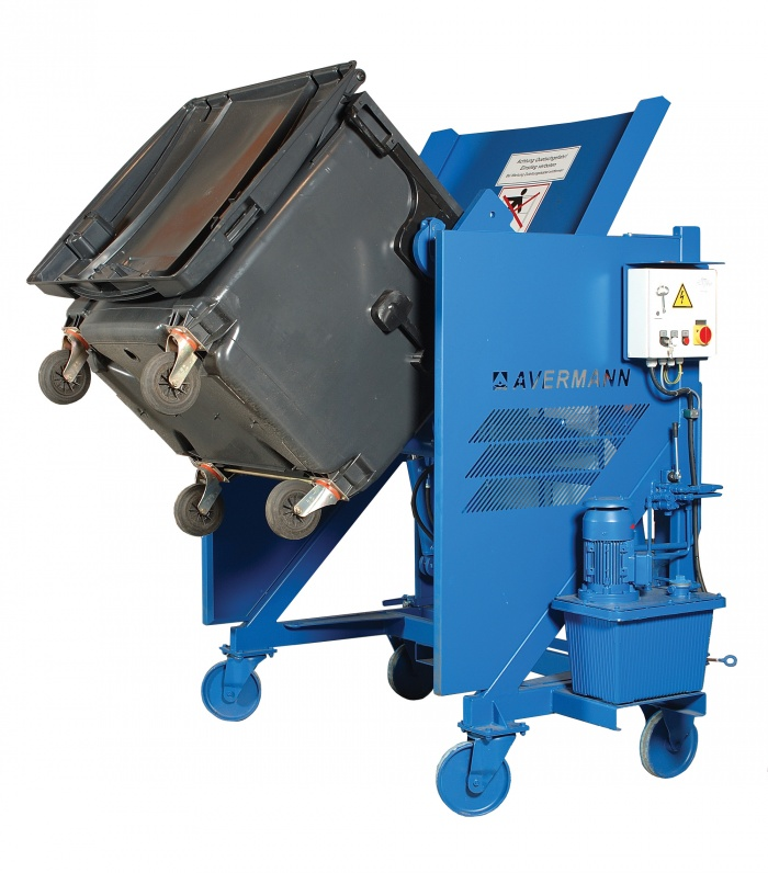 Avermann Bin Lift