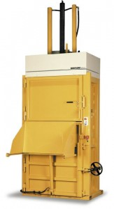 Bramidan 4-0LC Waste Baler With Bin Lift