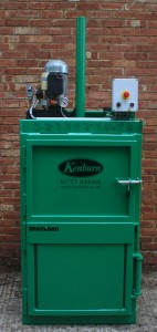 Bramidan 2-0G baler refurbished at Kenburn