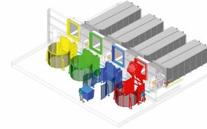 Avermann static compactors