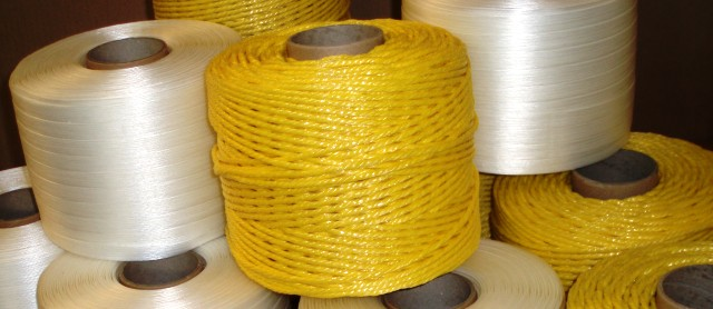 Baler twine and strap supplied by Kenburn