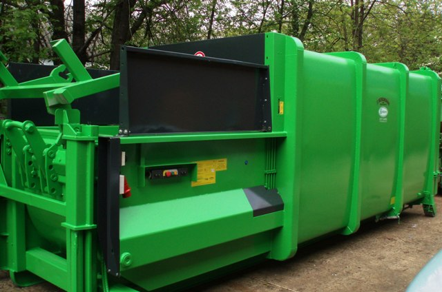 Refurbished Bergmann APB Portable Compactor