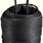Baling wire formers