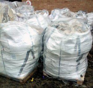carpet offcuts in bulk bags - Kenburn