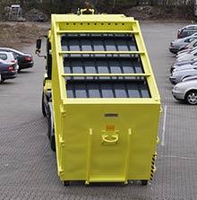 Bergmann APB 616 Portable Compactor