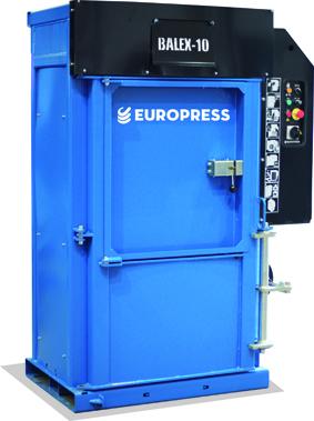 Europress Balex 10 Baler - Kenburn