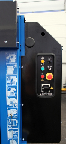 Europress Balex 20 Control panel - Kenburn