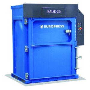 Europress Balex 30 Baler - Kenburn