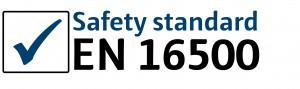 Safety standard EN16500