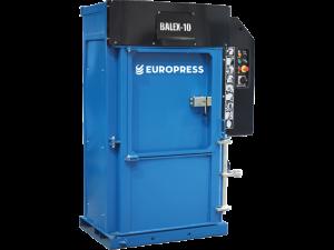 Europress balex 10 baler