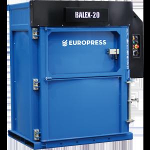 Europress balex 20 baler