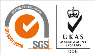 SGS ISO 9001:2008 - Kenburn