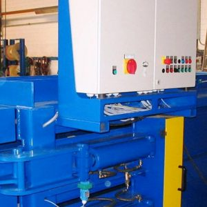 Avermann horizontal-baler