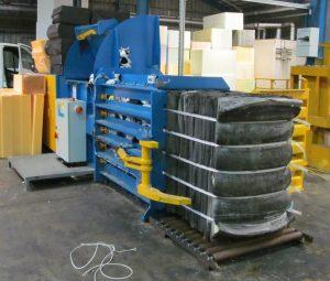 KH50 HF Foam Baler