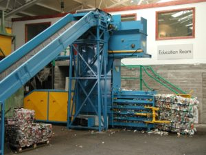 Kenburn Select KH50 semi automatic horizontal baler
