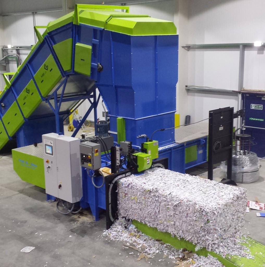 Kenburn Select KHTR Fully automatic horizontal Baler