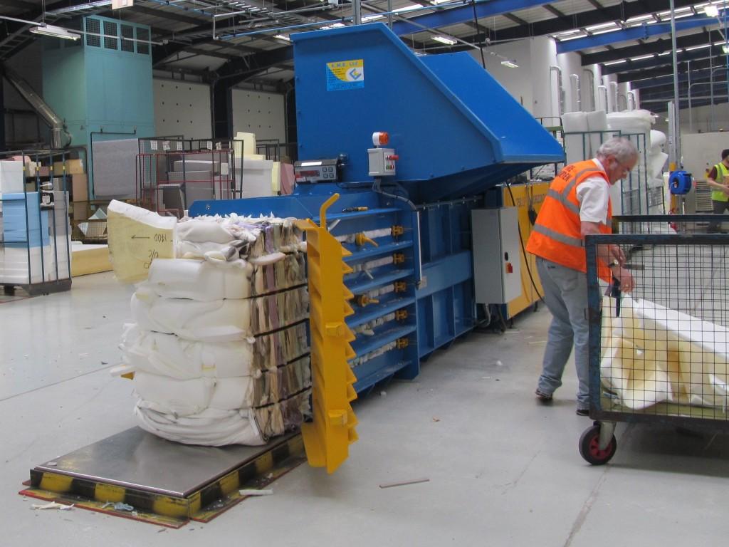 Kenburn Select KH40 Baling foam