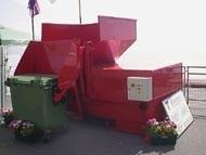 Kenburn Select KS250 Static Compactor