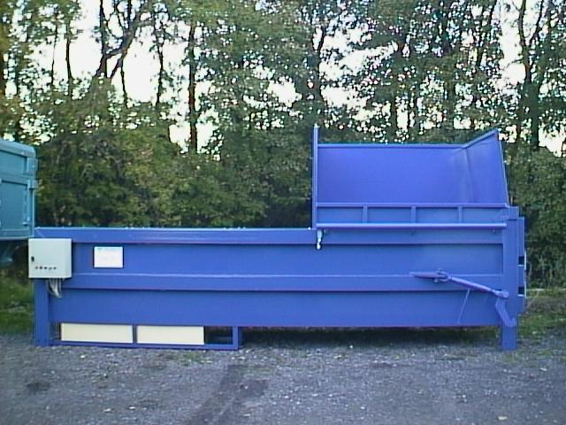 Kenburn Select Static Compactor
