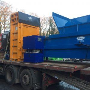 Static Compactor Refurb 40S50 & Balex30