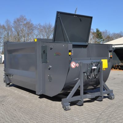 MPB 918 wet waste compactor